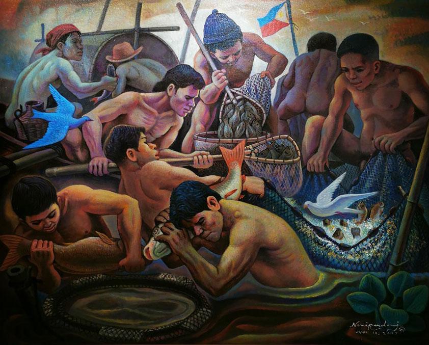 Nemiranda Art Exhibition By Nemi R. Miranda Jr.